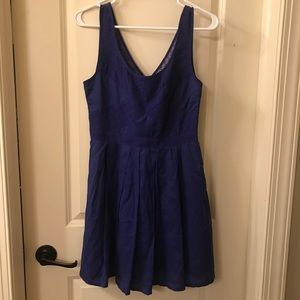 Cobalt blue American Eagle dress